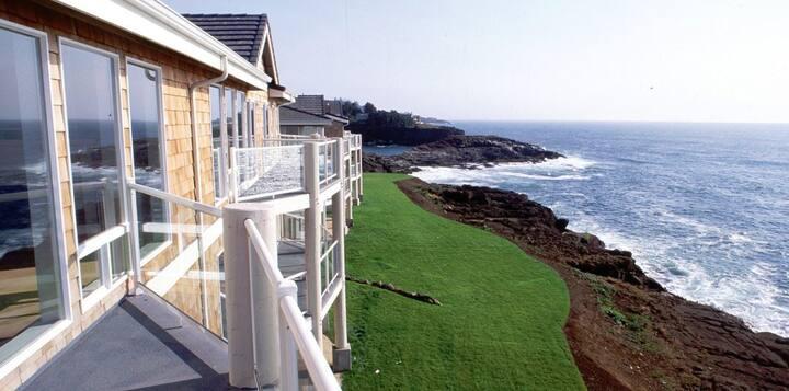 2 Bedroom Ocean Front Whale Watching Retreat