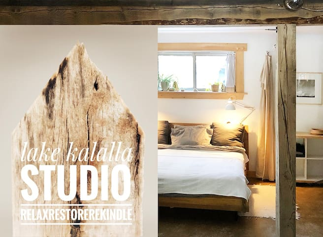 Lake Studio & Sauna