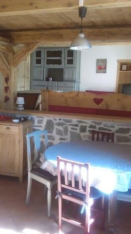 La maison d a coté - Saint-Avre - Apartamento