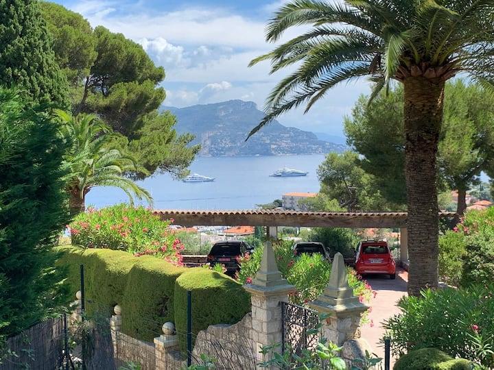 Charming Villa Saint-Jean-Cap-Ferrat