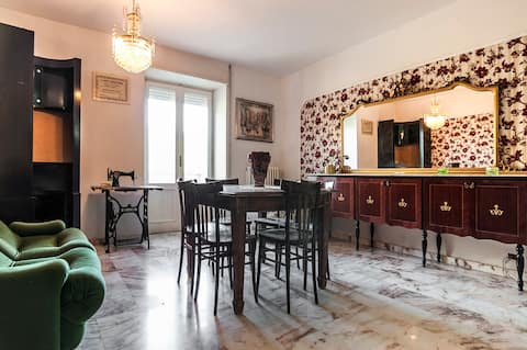 Real&typical italian country house