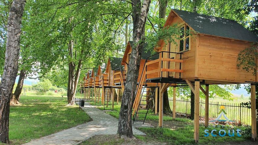 Camping SCOUT Struga