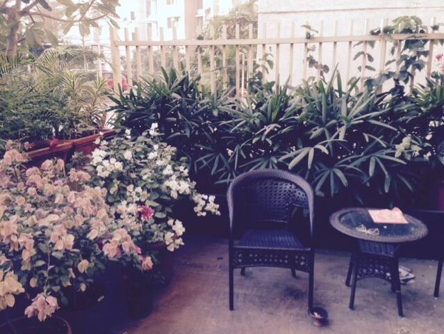 Private garden Residence in Thane West - Thane