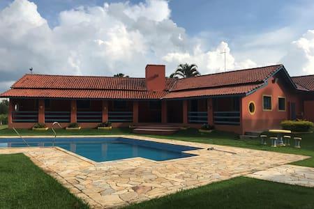 Chácara Paraíso - Familiar- Bragança Paulista