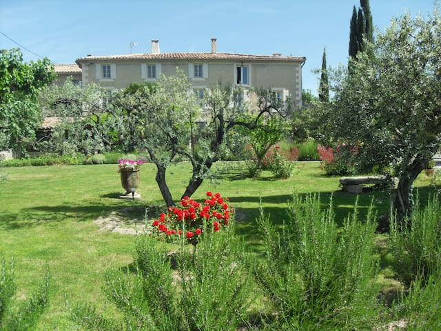 Domaine la Condamine - Crillon-le-Brave - Pension