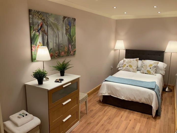Newly refurbished contemporary accommodation