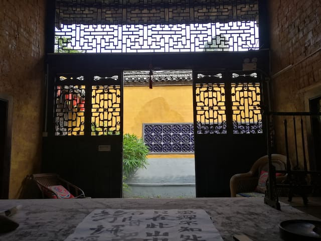 yangshuo loong old house Family 01