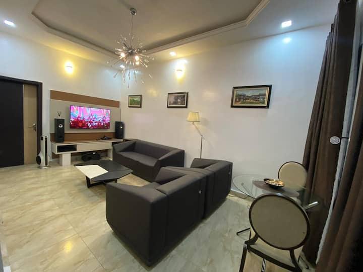 Luxury 3 bedroom terrace duplex with swimming pool