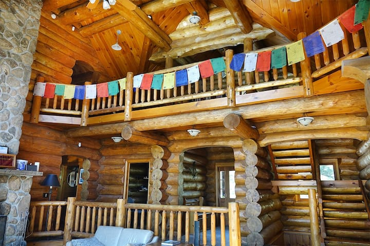 Lakeside Room on 100 Acres & all the toys - Gooderham - Cabin
