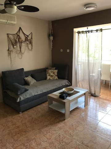 Croatia, Gajac 2floor apartment