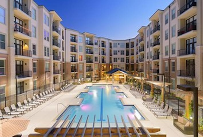 Lovely Apartment in Perimeter Mall North Buckhead