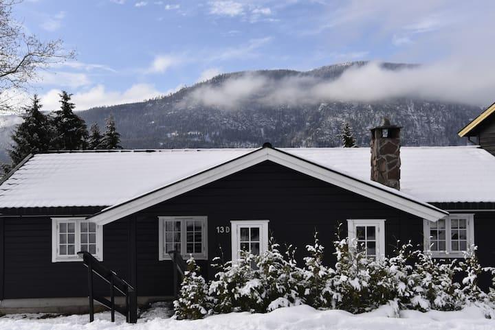 Cozy cottage in Hafjell - ski inn/ ski out