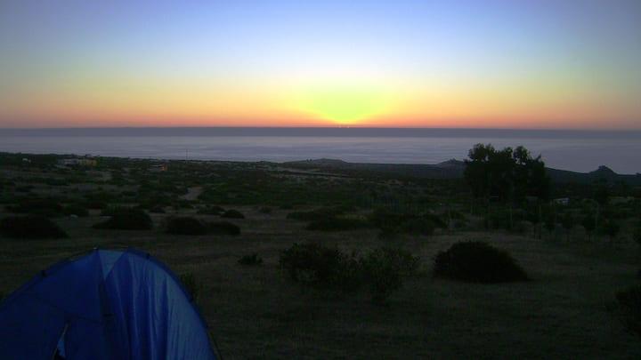 Eclipse en Arrayán - La Serena /  Domo Lodge