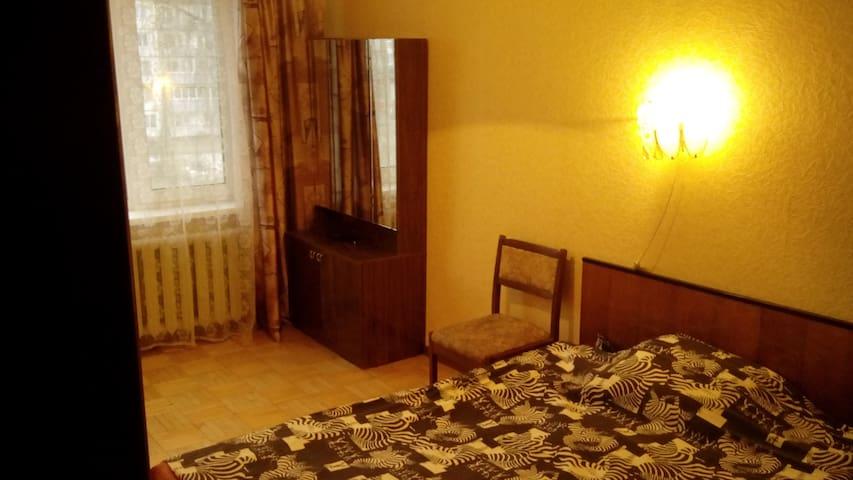 квартира в Рыбинске на Волге - Rybinsk - Apartment