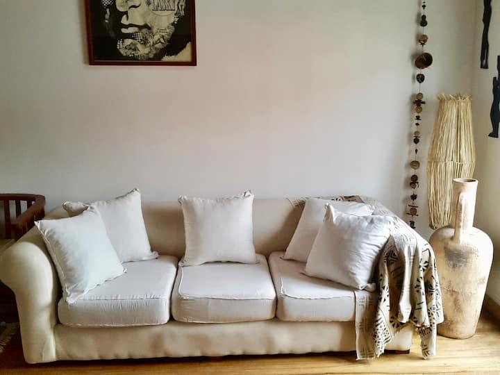 Cozy duplex Mahamasina