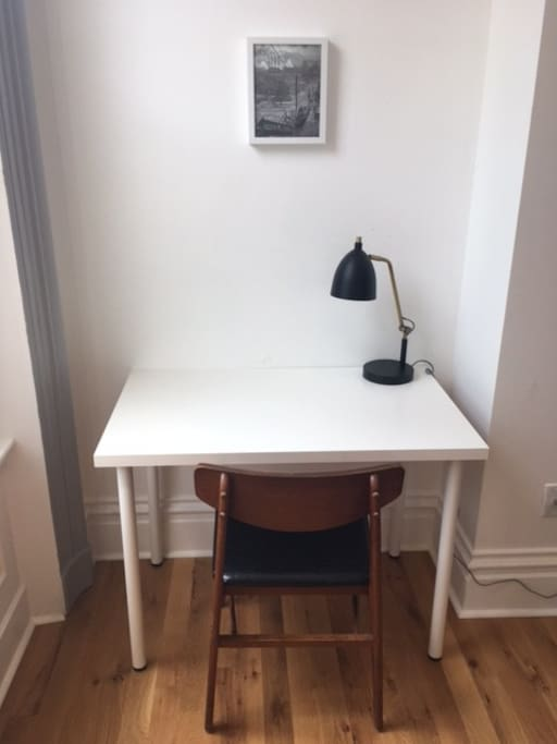 Desk / writing nook