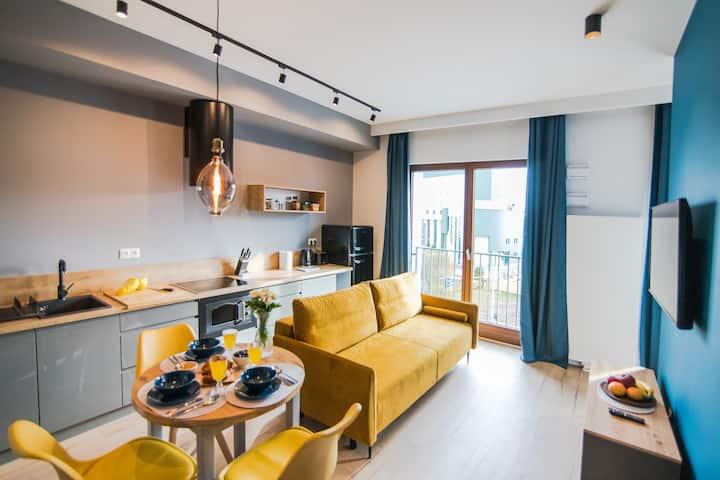 Apartament River View 3 - tylko 3 min. od Rynku