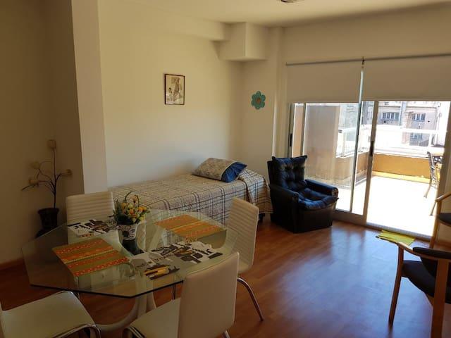 Great apartment/Gran departamento en Recoleta