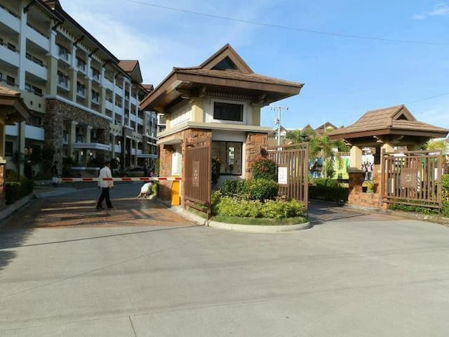 Clean and Green Condo Living in Davao City - Davao City - Departamento
