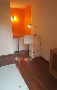 Studio avec entrée indépendante et courette - Éragny - Apartment