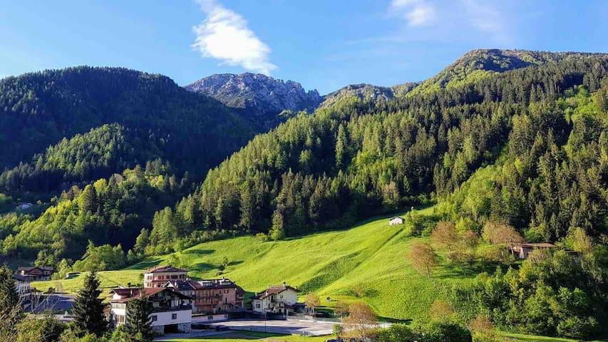 Picolo apart,trekking,detox, relax, April bis Sept