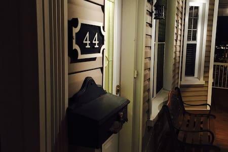 Au 44 des Nobles - Alternative accomodation - Québec