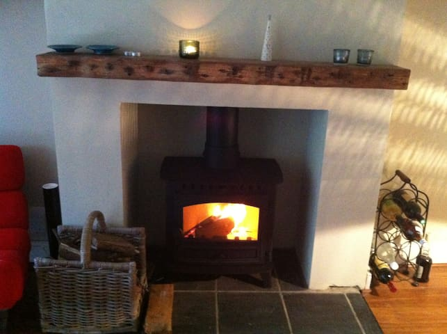 Winter log fires and summer BBQ's - Reigate