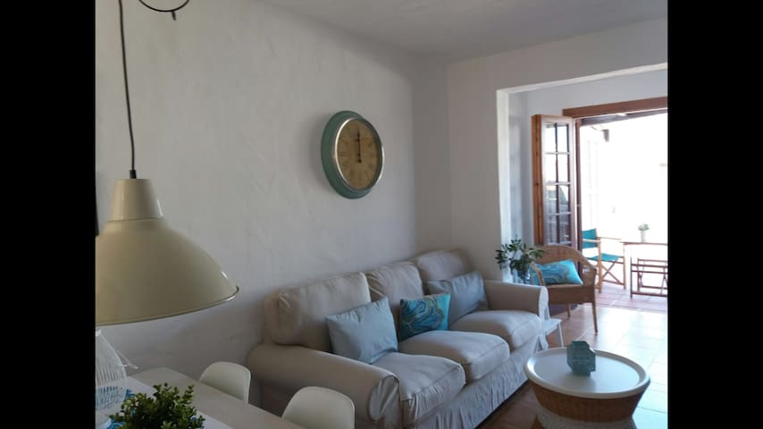 Acogedor apartamento junto al mar - Platges de Fornells
