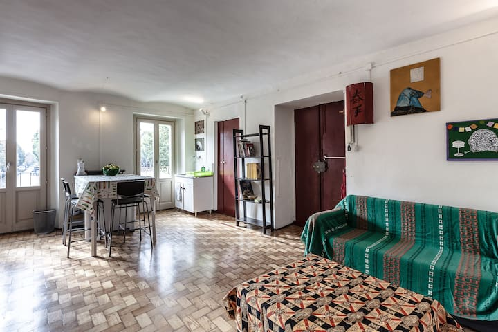 Comfort in the heart of town + Wifi - Torino - Apartment