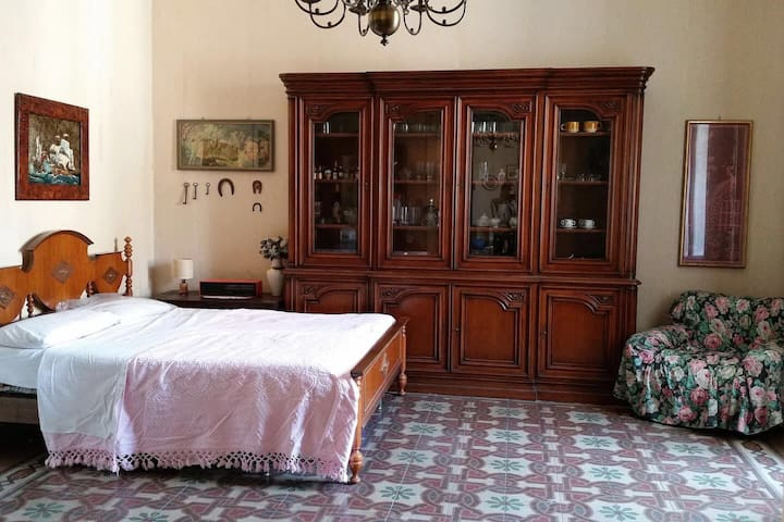 big apartment in historic center - Cosenza - Wohnung