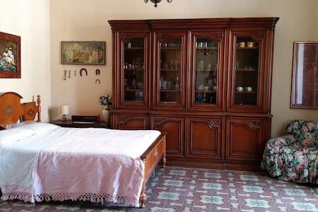 big apartment in historic center - Cosenza - Huoneisto