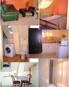 Appartement tt meublé lave linge - Vaudry - อพาร์ทเมนท์