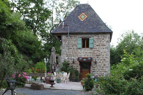 petite demeure de charme en haut beaujolais