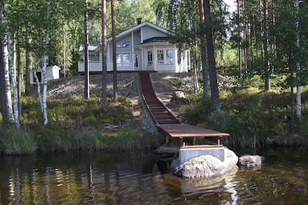 A New Lakeside Cottage