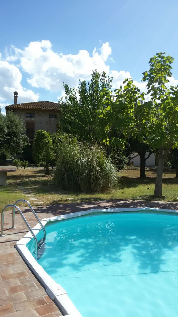 Villa VISTA PARADISO UmbriaToscana Lago Trasimeno