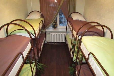 Уютный Хостел в центре Барнаула !!! - Barnaul - Huoneisto