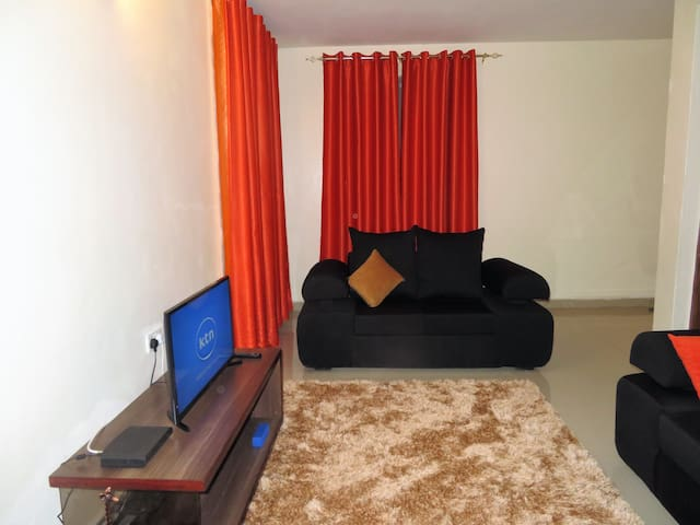 Spacious Modern 1 BR Nyali Apartment with terrace