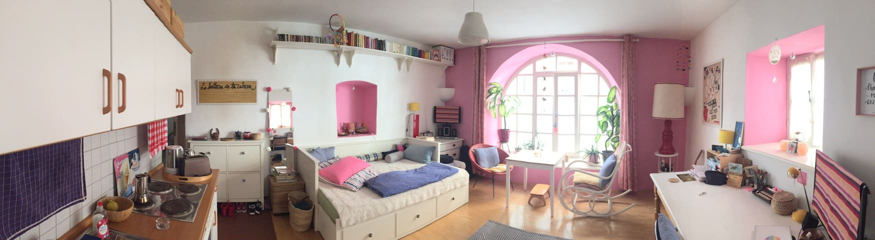 Charmante gemütliche Wohnung in der Altstadt