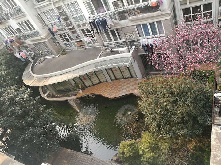 Apartment close to West Nanjing Road in Jing'an
