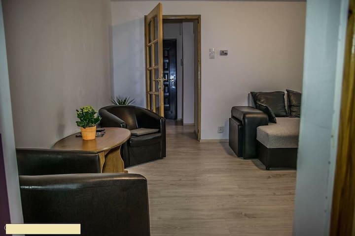 Brasov privat 2 room apartment - Brasov - Daire
