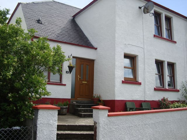 New to airbnb,self catering central Kyle near Skye