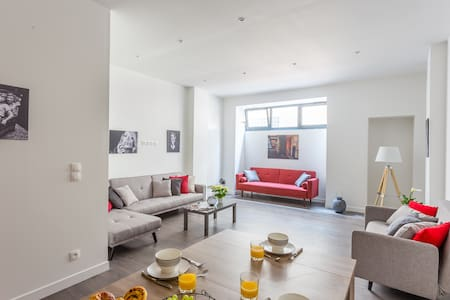OUTSTANDING - TRIPLEX - 230 m2 - HEART OF PARIS - ปารีส - อพาร์ทเมนท์