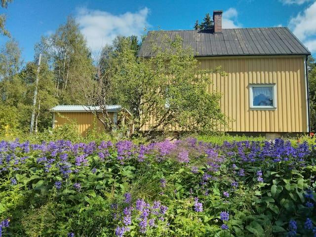 Schwedenhausidylle Näs 518, Ramvik - Näs - Huis