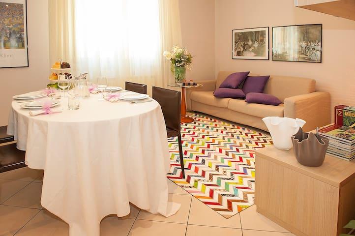 CASA COMAROLO - Gratacasolo - Appartement