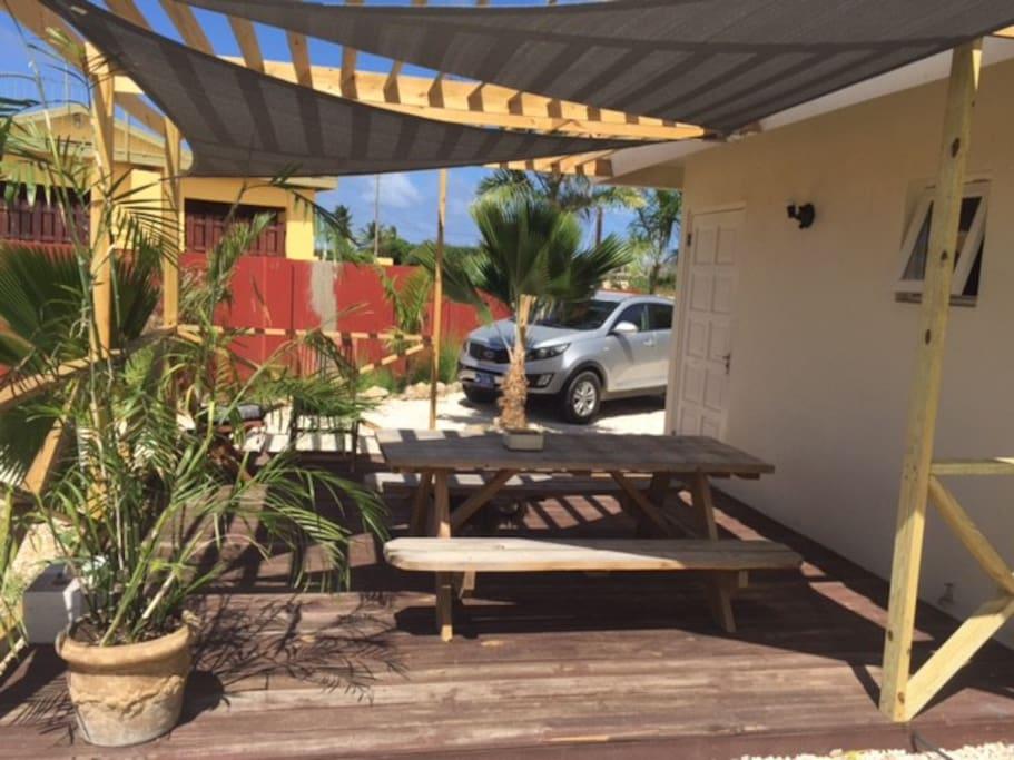 Shaded Porch