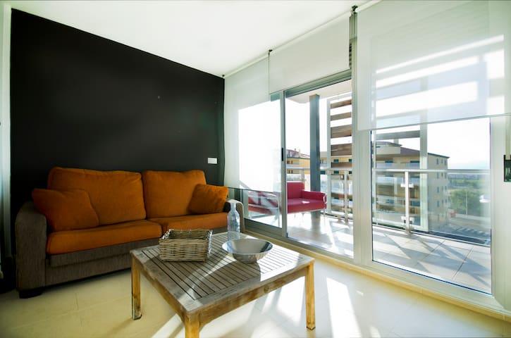 Apartamento en la playa de Moncófar