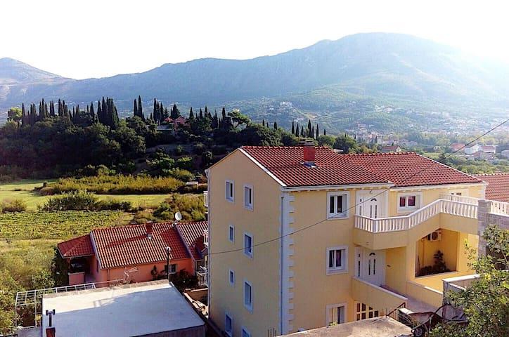 Exclusive luxury apartment close to the beach - Kupari - Byt