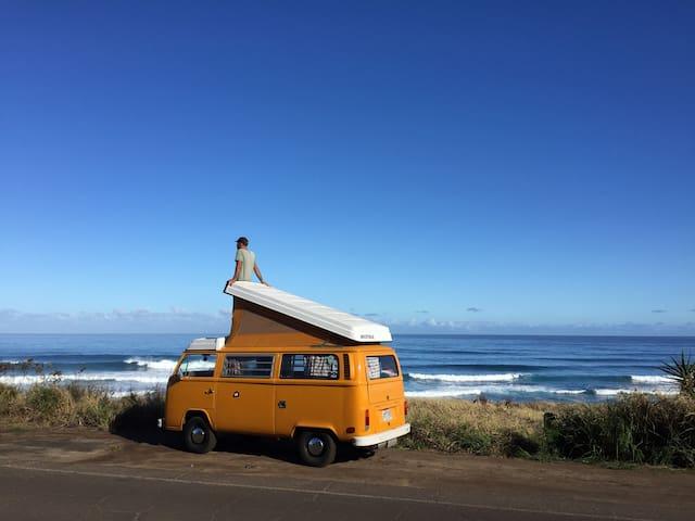 Beach,  Love & Camping