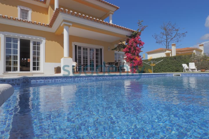 Fernando 19 - Amazing 4 bed villa on Silvercoast