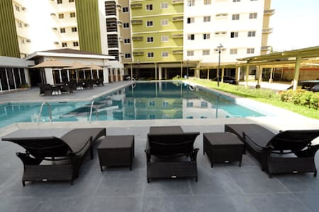 Fully Furnished Studio Unit Condominium - Mandaue City